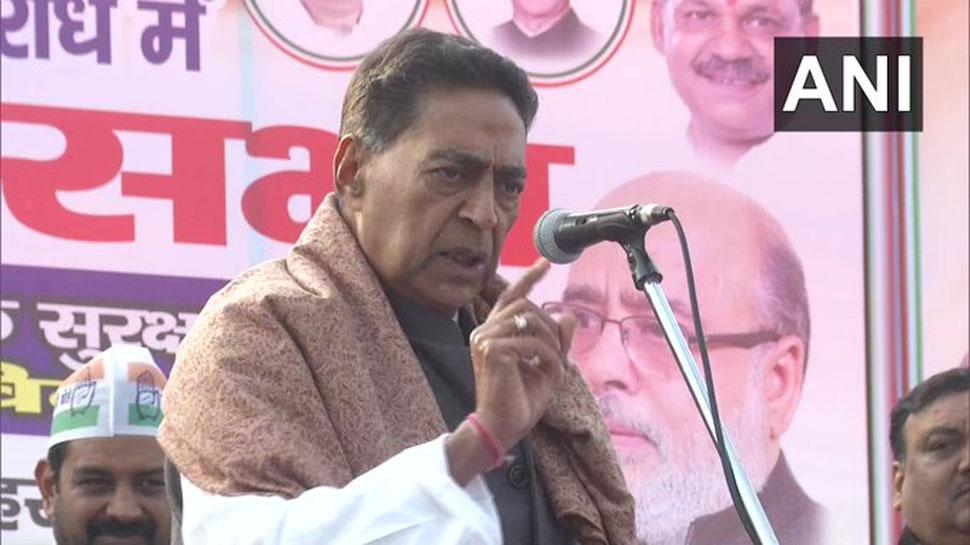 दिल्ली विधानसभा चुनाव से पहले कांग्रेस का वादा, 'जीते तो 600 यूनिट बिजली फ्री देंगे'