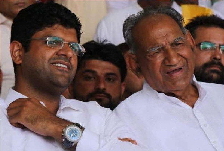 दुष्यंत चौटाला को झटका, JJP के वरिष्ठ विधायक का पार्टी से इस्तीफा