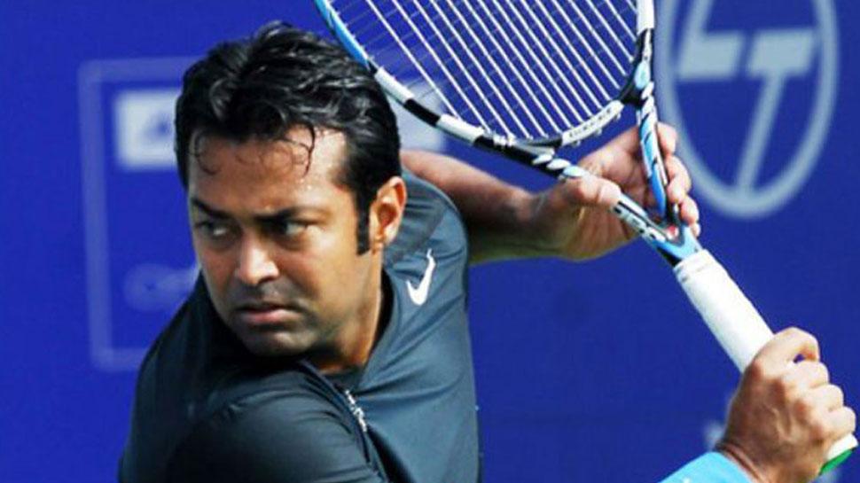 पेस के पिता ने किया खुलासा, 'इन उपलब्धियों के साथ टेनिस से विदा होना चाहते हैं लिएंडर'