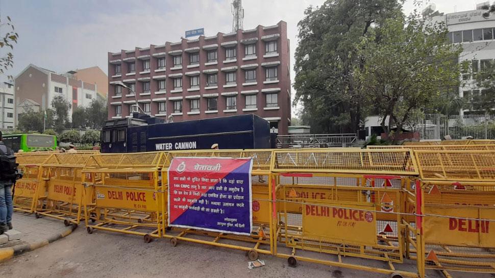 दिल्ली: उत्तर प्रदेश में प्रदर्शन के दौरान हुई मौतों के विरोध में छात्रों का प्रदर्शन आज, UP भवन का करेंगे घेराव