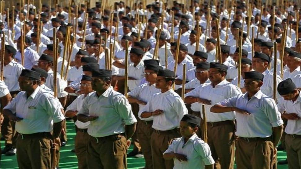 बिहार: RSS की शाखा में पेट्रोल बम से हमला, RJD ने दिया ये बड़ा बयान