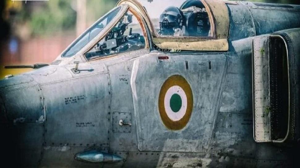 जोधपुर: कारगिल युद्ध का 'हीरो' रिटायर, मिग-27 ने भरी आखिरी उड़ान