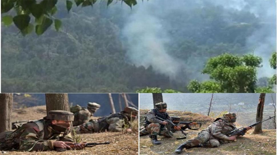 सीजफायर उल्लंघन का भारत ने दिया करारा जवाब, सेना की कार्रवाई में 4 पाकिस्तानी रेंजर्स ढेर