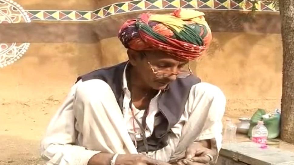 उदयपुर शिल्प महोत्सव में खास स्थान मिलने के बाद भी बदहाल गाडिया लोहार, जाने क्यों