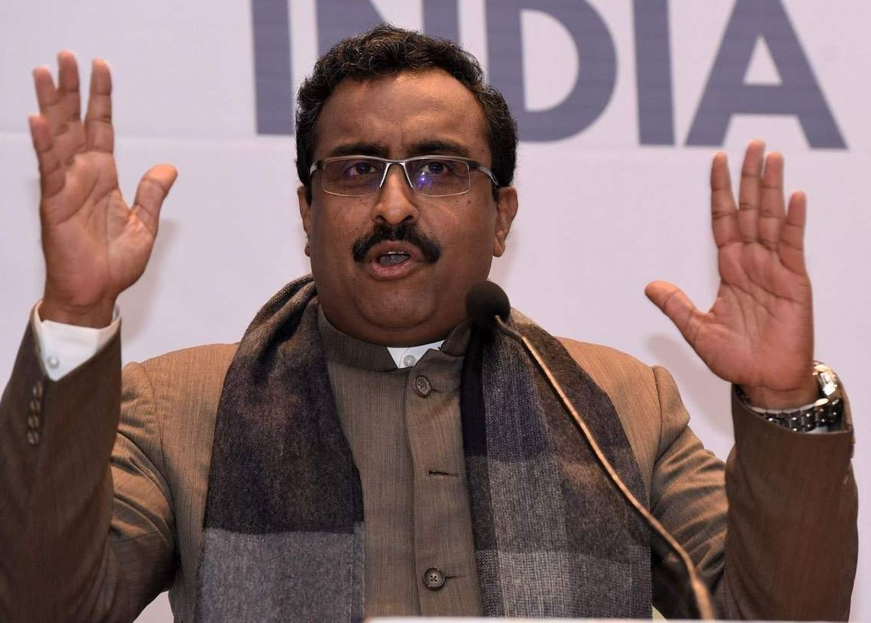 जम्मू-कश्मीर में हालात सामान्य हैंः राम माधव
