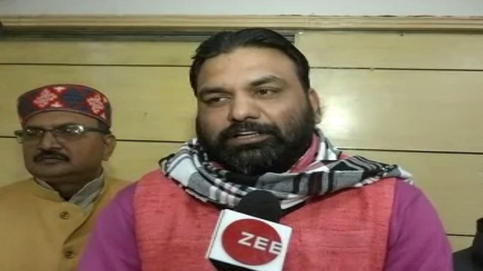 बिहार: कांग्रेस-आरजेडी MLA ने की CM नीतीश की तारीफ, तो BJP बोली..
