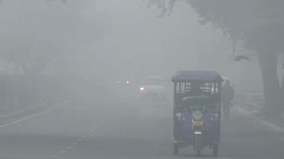 दिल्ली में दर्ज हुआ सीजन का सबसे ठंडा दिन, 1.9 डिग्री पर पहुंचा तापमान