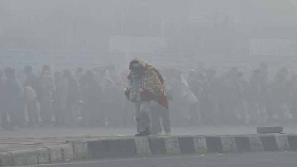 राजस्थान में ठंड का 'टॉर्चर', फतेहपुर शेखावटी में पारा -4 डिग्री