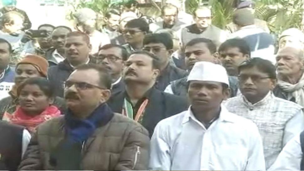 झारखंड में कांग्रेस मना रही स्थापना दिवस, निकालेंगे 'देश बचाओ संविधान बचाओ' जुलूस