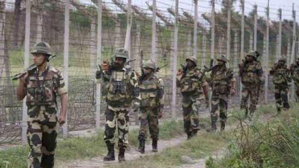 भारत-पाकिस्तान सीमा पर BSF जवानों को लगा बिजली का करंट, 1 की मौत 3 घायल