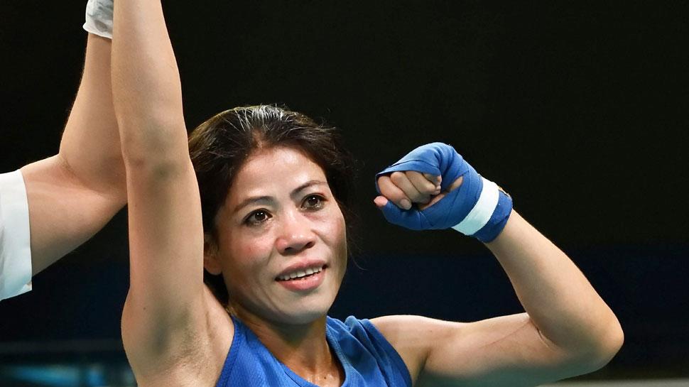 मैरी कॉम ने ओलंपिक ट्रायल्स में निखत को हराया, अब टोक्यो के लिए यहां होगा इम्तिहान