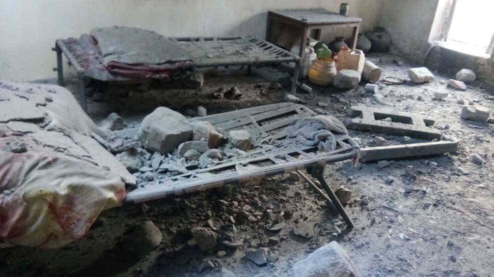 जम्मू कश्मीर: पाकिस्तान ने फिर किया सीजफायर का उल्लंघन, भारतीय सेना ने दिया मुंहतोड़ जवाब