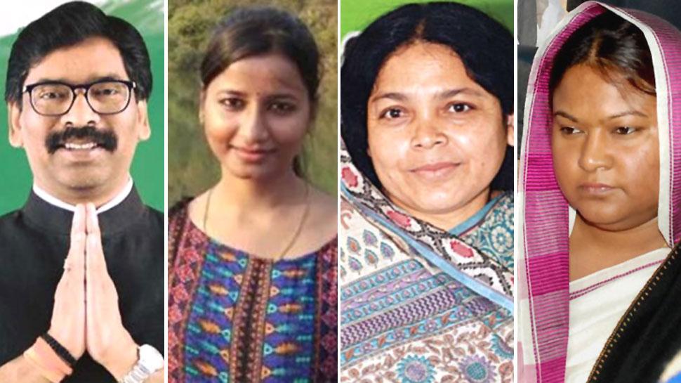झारखंड चुनाव: विधानसभा में बैठेगी देवर-भाभी, ससुर-दामाद और समधी की जोड़ी!