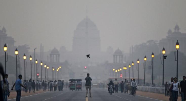 दिल्ली की सर्दी पर जारी हुआ रेड अलर्ट
