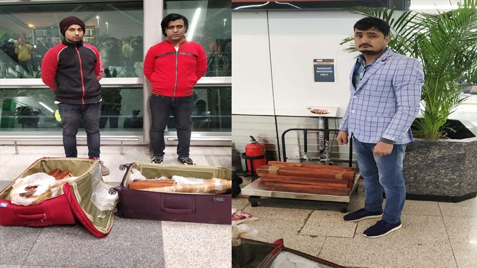 एयरपोर्ट पर बैग की तलाशी के दौरान यात्री के बदल गए हाव-भाव, CISF  ने पकड़ा और फिर...