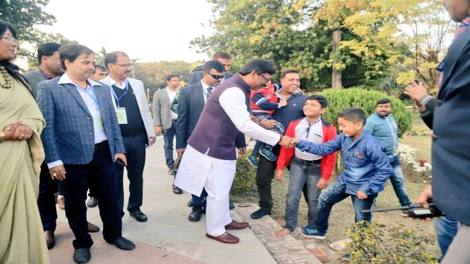 रांची: CM हेमंत सोरेन बोले- सरकार शिक्षा और स्वास्थ्य पर देगी विशेष ध्यान