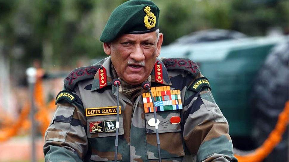 देश के पहले CDS के नाम की घोषणा आज संभव, जनरल बिपिन रावत रेस में आगे
