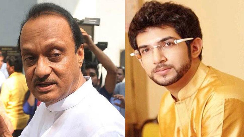 महाराष्ट्र में परिवारवाद: उद्धव ठाकरे के बेटे बनेंगे मंत्री, शरद पवार के भतीजे होंगे डिप्टी सीएम