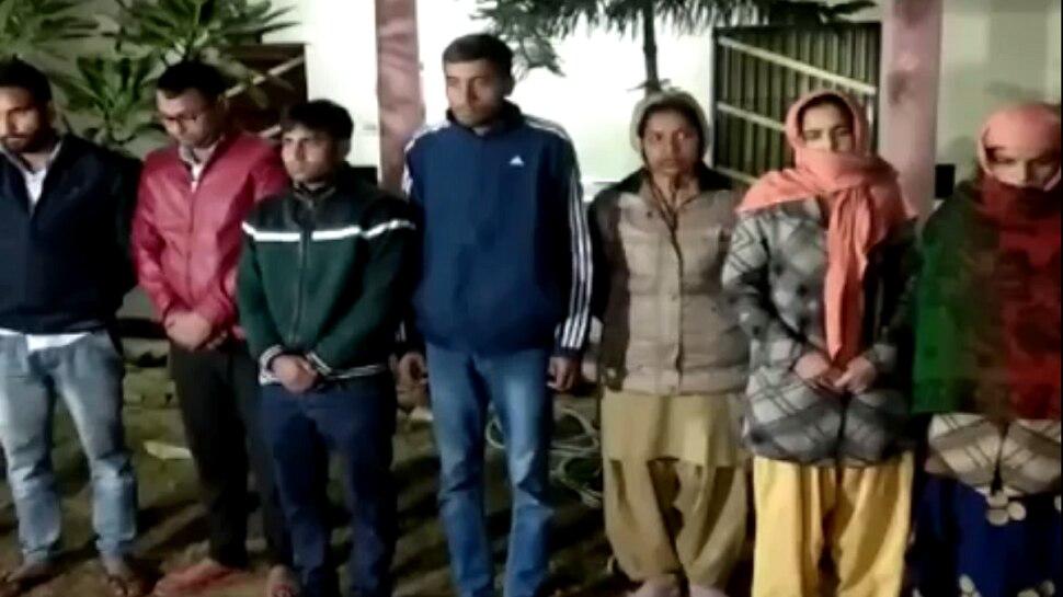 जयपुर: लाइब्रेरियन परीक्षा में 'खेल', 2 युवतियों सहित 6 लोग गिरफ्तार
