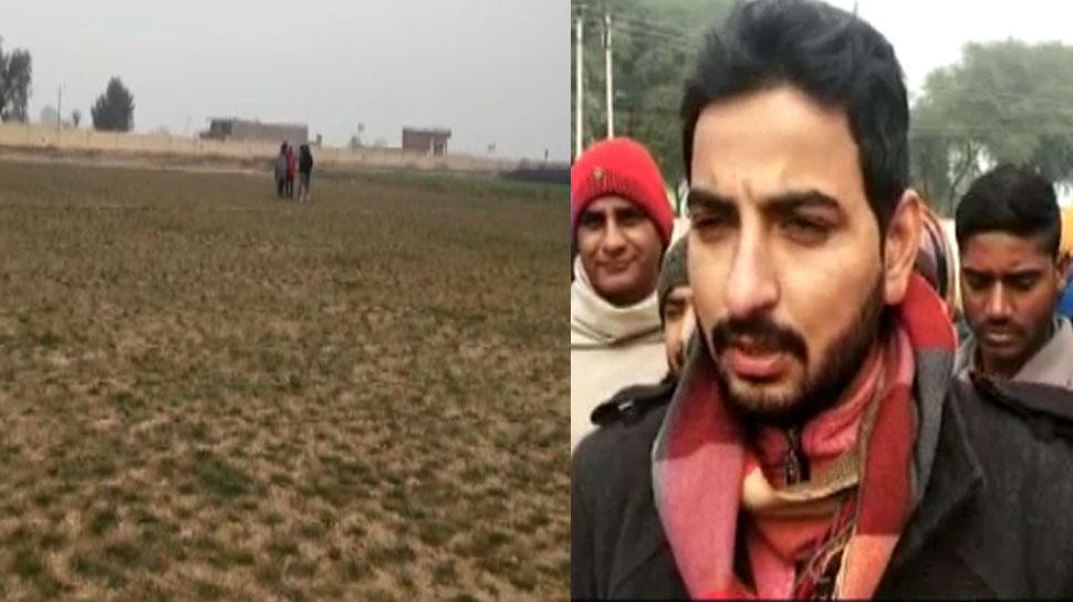 राजस्थान: खिलाड़ियों के लिए मसीहा बनकर आया ये शख्स, पूरे मैदान में लगवाई घास