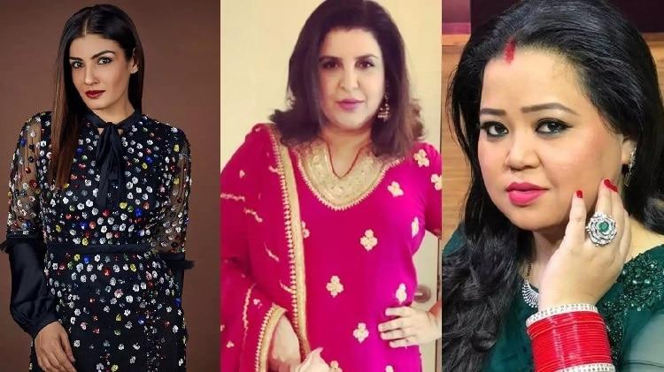 फरहा खान, रवीना टंडन और भारती सिंह की मुश्किलें बढ़ी