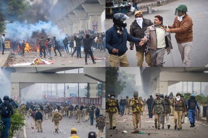 सीलमपुर-जाफराबाद में हिंसा फैलाने वालों पर कोर्ट ने बरती सख्ती