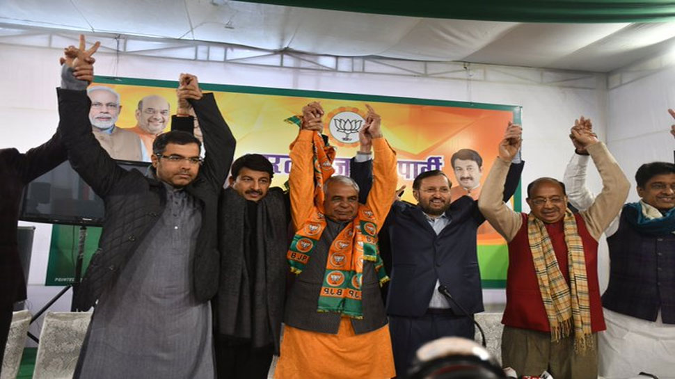 केजरीवाल को लगा झटका, AAP के टिकट पर लोकसभा चुनाव लड़ने वाले गुगन सिंह BJP में शामिल
