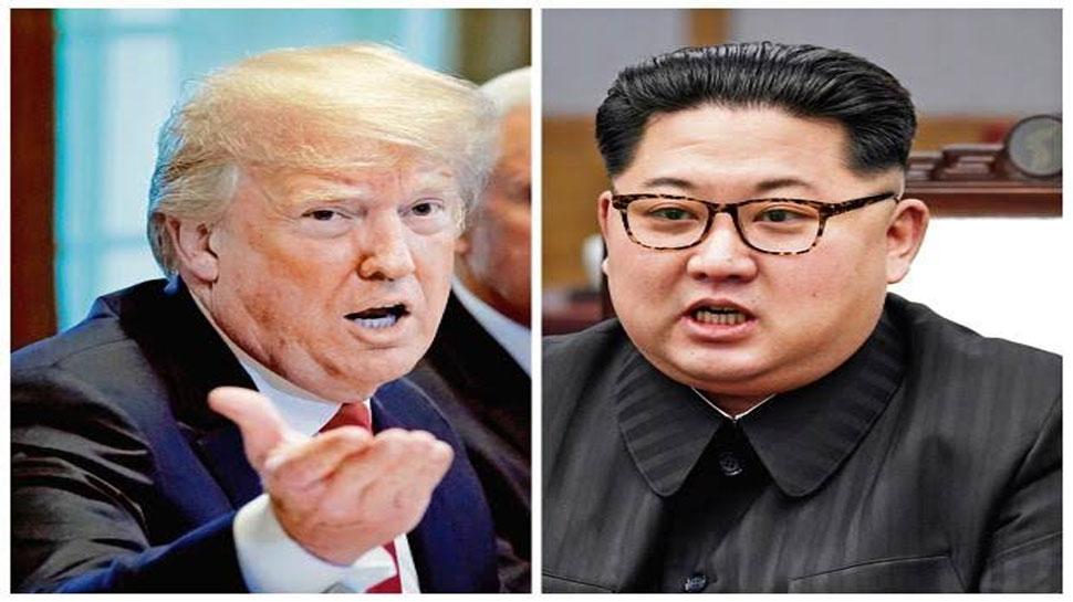 उत्तर कोरिया की धमकी के बाद अमेरिका गरजा, कहा- 'परिणाम सोच कर कुछ भी करना'