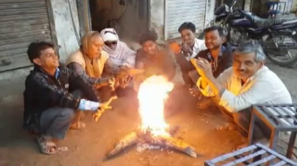 जयपुर: दिसंबर ने निकाला सबका दम, ठंड ने तोड़ा 55 सालों का रिकॉर्ड