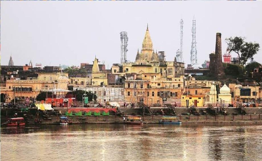 अयोध्या मामला: सरकार ने चिन्हित की मस्जिद बनाने के लिये मुस्लिम पक्ष की जमीन