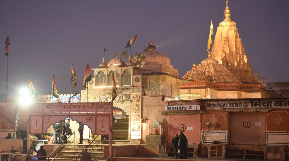 राजस्थान: सरकारी हुआ लक्ष्मीनारायण बाईजी मंदिर, अब देवस्थान विभाग के पूजारी करेंगे सेवा