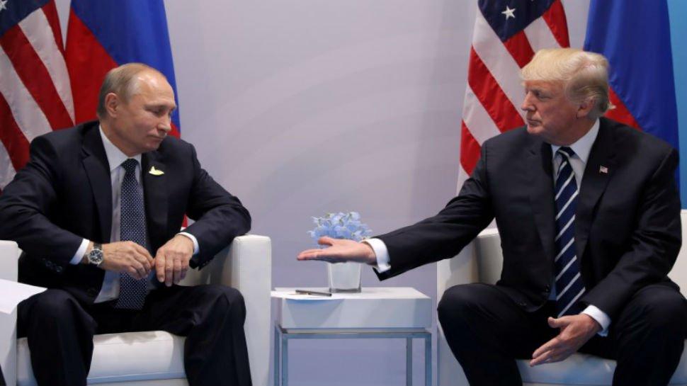 ट्रंप और पुतिन ने आतंकवाद से निपटने और द्विपक्षीय संबंधों को लेकर फोन पर की बात