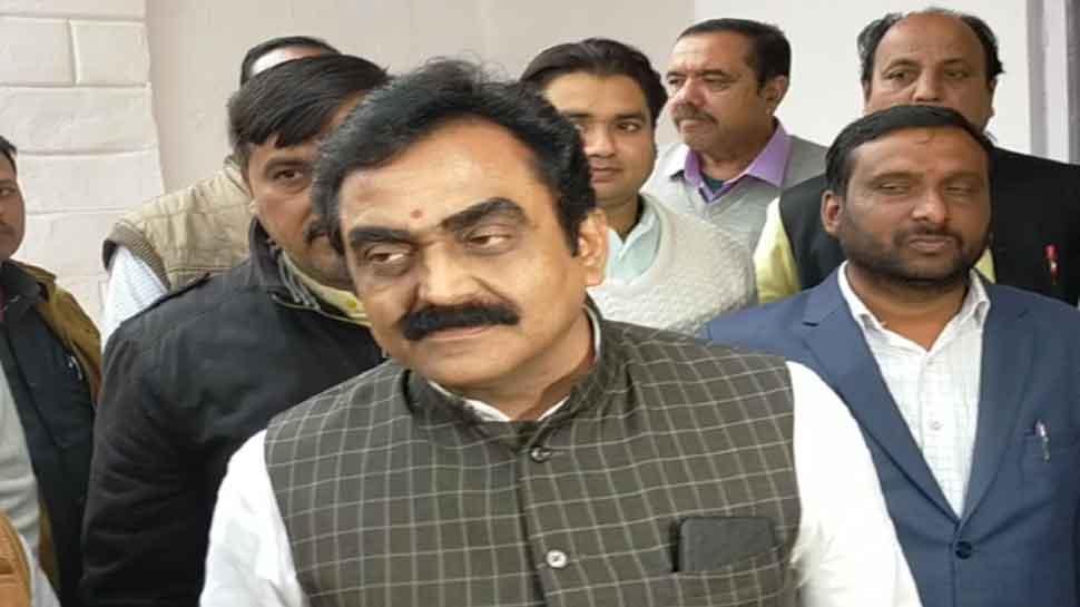 MP: बीजेपी प्रदेश अध्यक्ष राकेश सिंह बोले, 'कमलनाथ सरकार कर्ज का नही कर रही सदुपयोग'