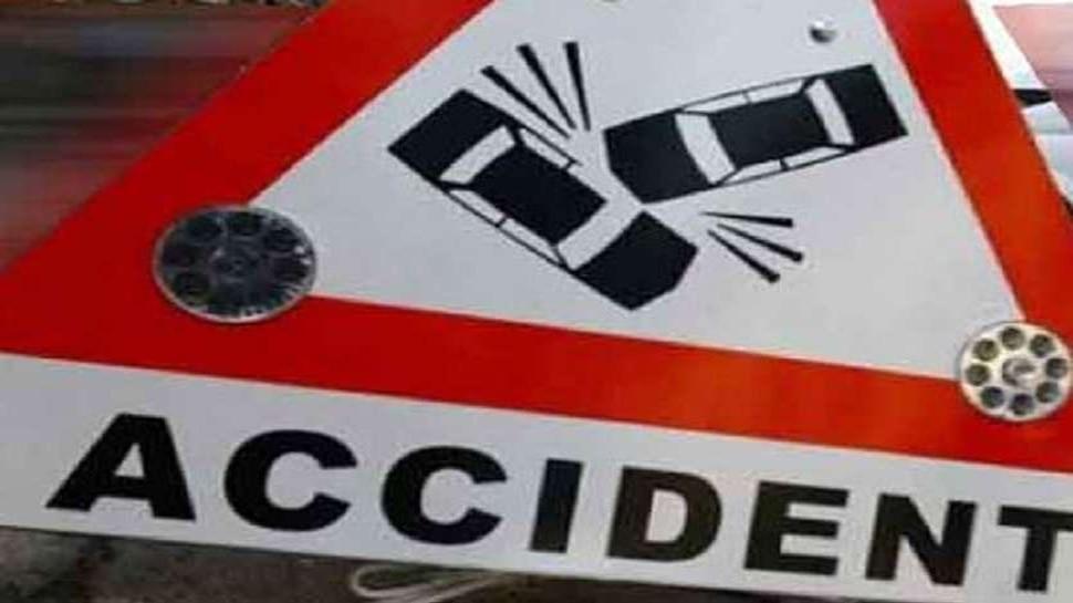 बिहार: गोपालगंज में स्कॉर्पियो-बाइक में भीषण टक्कर, दो लोगों की मौत