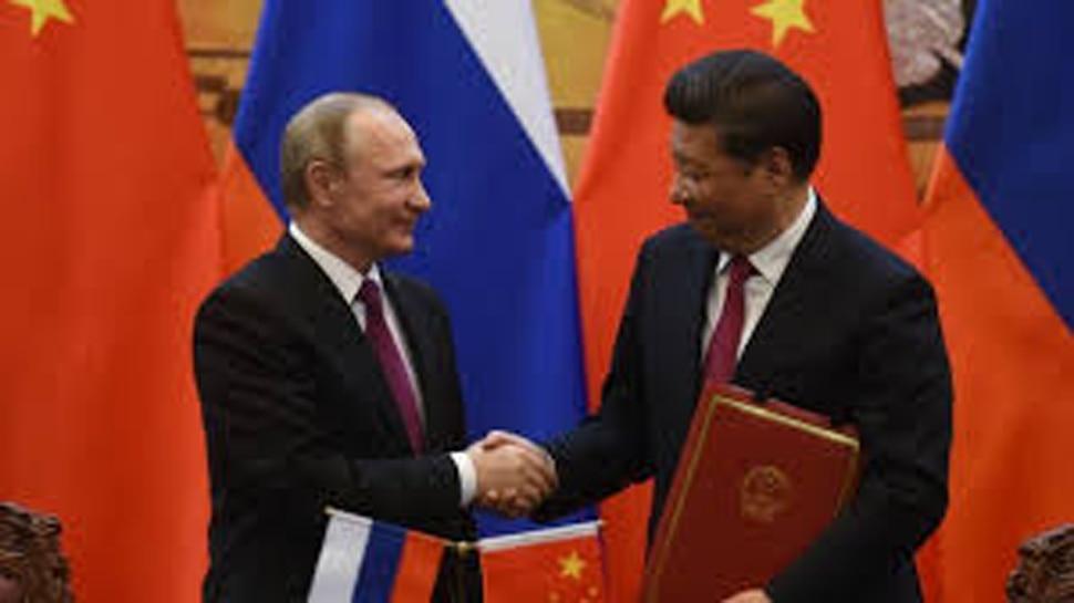 जिनपिंग और पुतिन ने एक दूसरे को नए साल पर दी बधाई, चीन-रूस संबंधों पर भी की चर्चा