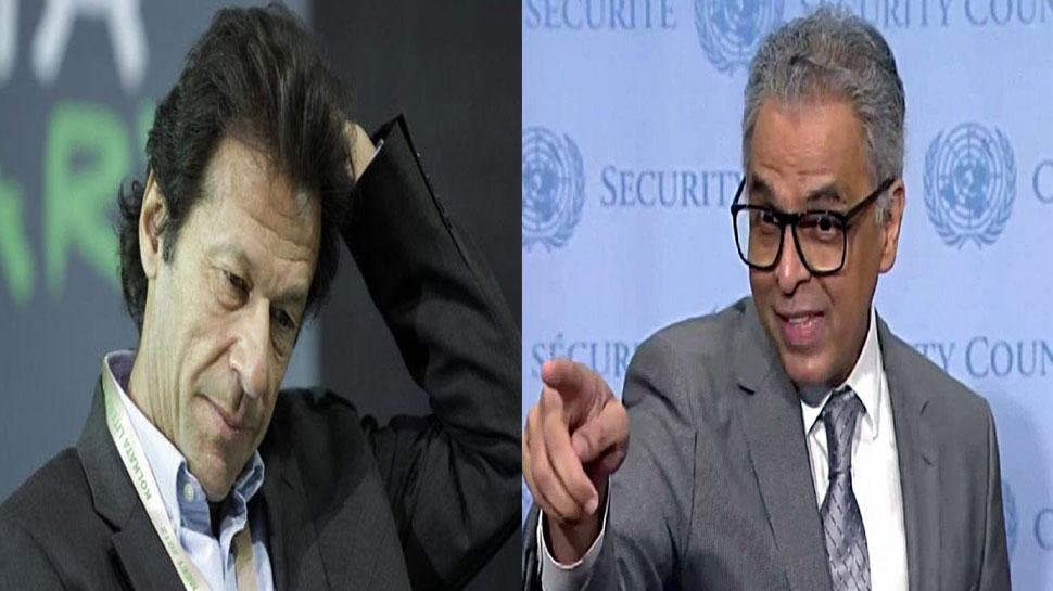 इमरान के फर्जी वीडियो पर UN में भारतीय राजदूत अकबरुद्दीन का तंज, 'मुश्किल से जाती हैं पुरानी आदतें'