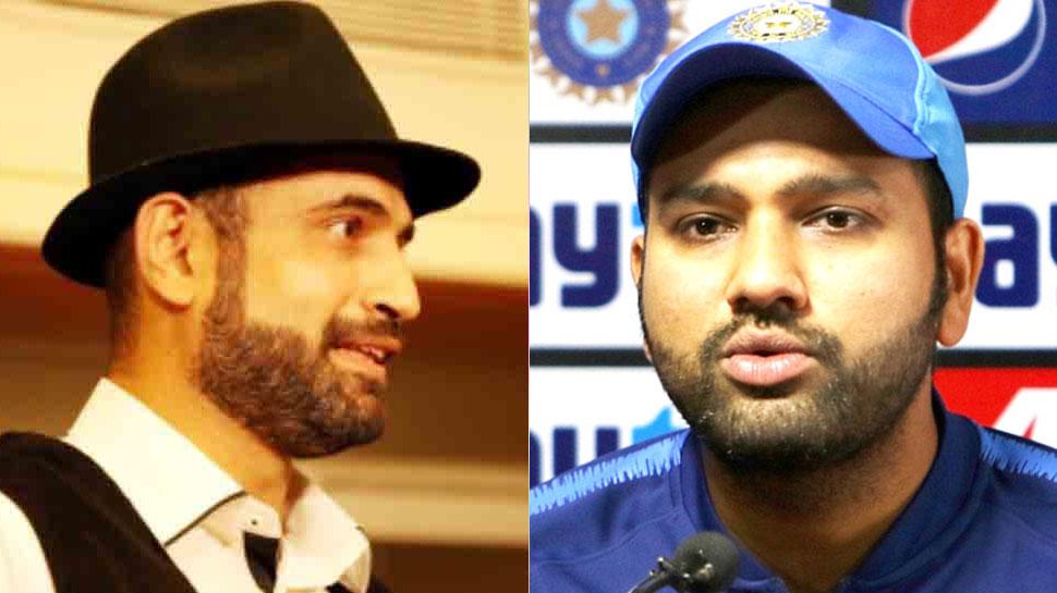 इरफान के संन्यास पर रोहित को याद आई हैट्रिक तो युवी को वर्ल्ड कप, किसने  क्या कहा? | Rohit Sharma congrats to Irfan Pathan on his Retirement, Yuvraj  singh says- U will