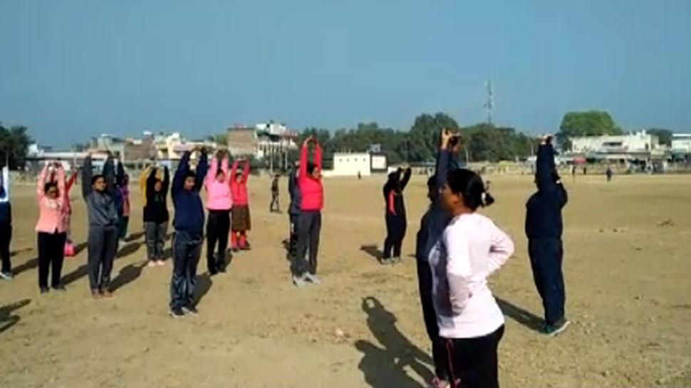 धौलपुर: महिला सुरक्षा को लेकर प्रशासन की पहल, स्कूलों में दी जा रही सेल्फ डिफेंस की ट्रेनिंग