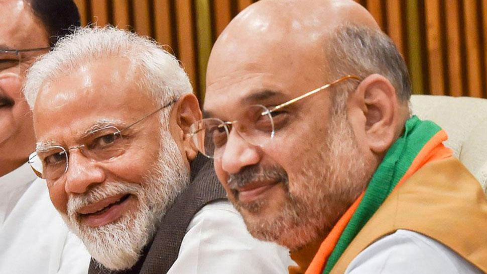 गृहमंत्री अमित शाह ने विस्तार से समझाया, वह PM मोदी की जिंदगी को कैसे देखते हैं