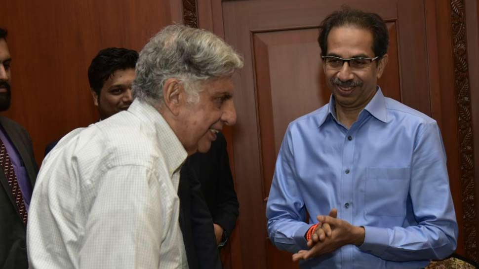 महाराष्ट्र के इंडस्ट्रियल डेवलपमेंट के लिए हुई मीटिंग, सीएम ठाकरे ने की उद्योगपतियों से मुलाकात
