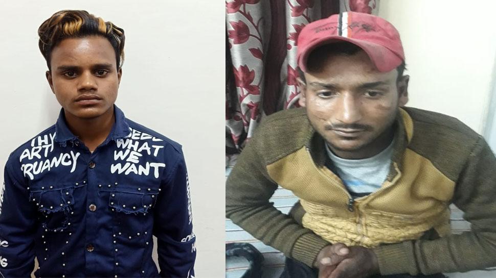 सीलमपुर हिंसा: दंगा फैलाने के दौरान आरोपी ले रहा था खुद की सेल्फी, हिस्ट्रीशीटर समेत 2 गिरफ्तार