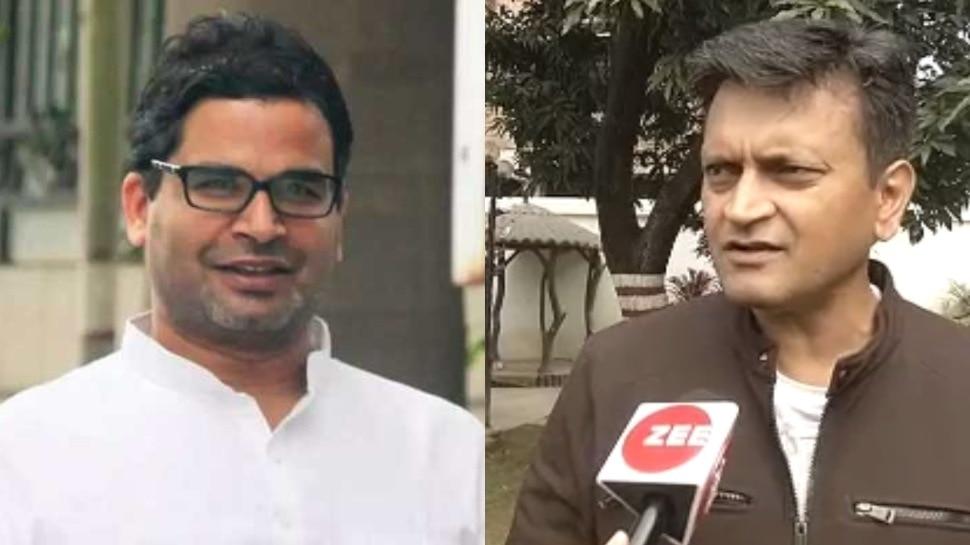 बिहार: PK पर अजय आलोक बोले- पार्टी के खिलाफ काम करने वालों पर होगी कार्रवाई