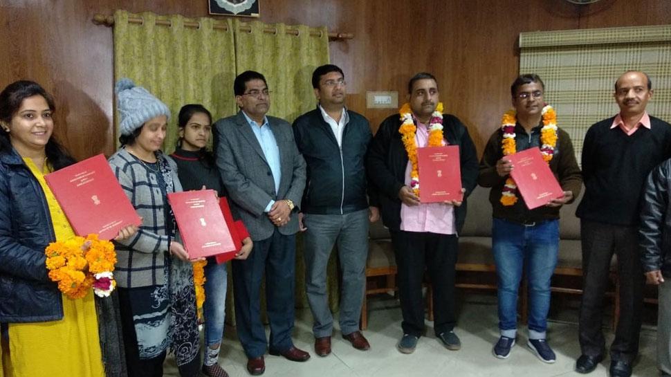 कोटा में 5 पाक विस्थापितों को 25 साल मिली भारत की नागरिकता