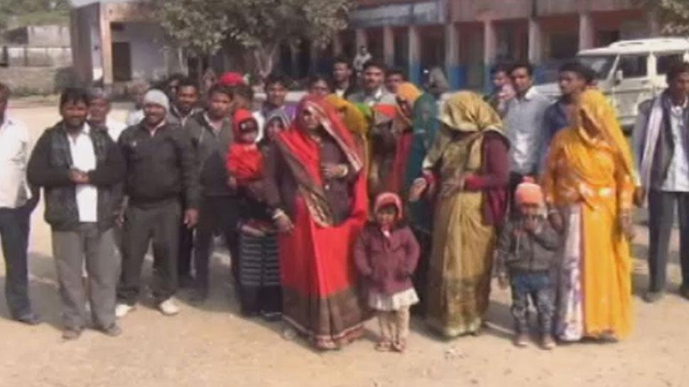 चित्तौडगढ़ में ग्राम पंचायत चुनाव को लेकर जनता को रीझाने में जुटे उम्मीदवार...
