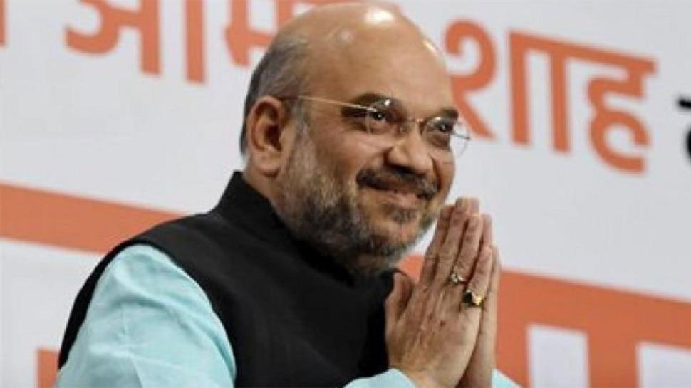 बिहार: अमित शाह के कार्यक्रम को लेकर जोरों पर तैयारियां, RJD ने साधा निशाना