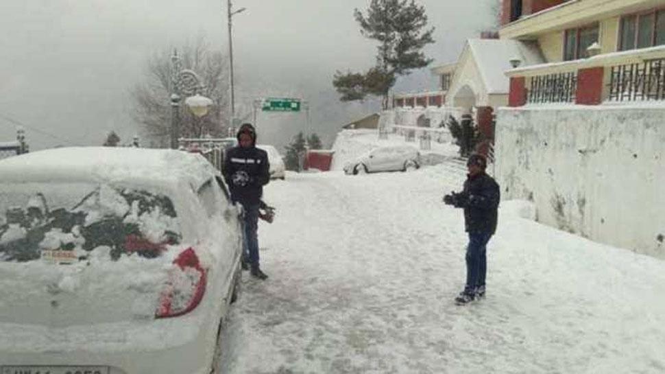 जम्मू-कश्मीर: बर्फीले तूफान ने मचाई तबाही, BSF के 5 जवान शहीद, पांच नागरिकों की मौत
