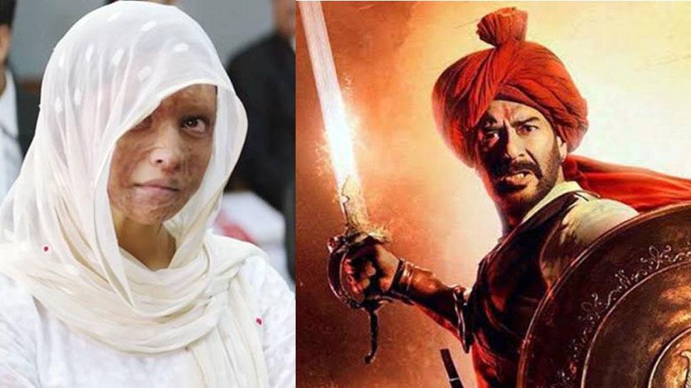 अजय देवगन की 'तानाजी' 100 करोड़ के क्लब में आज होगी शामिल, 'छपाक' का बुरा हाल