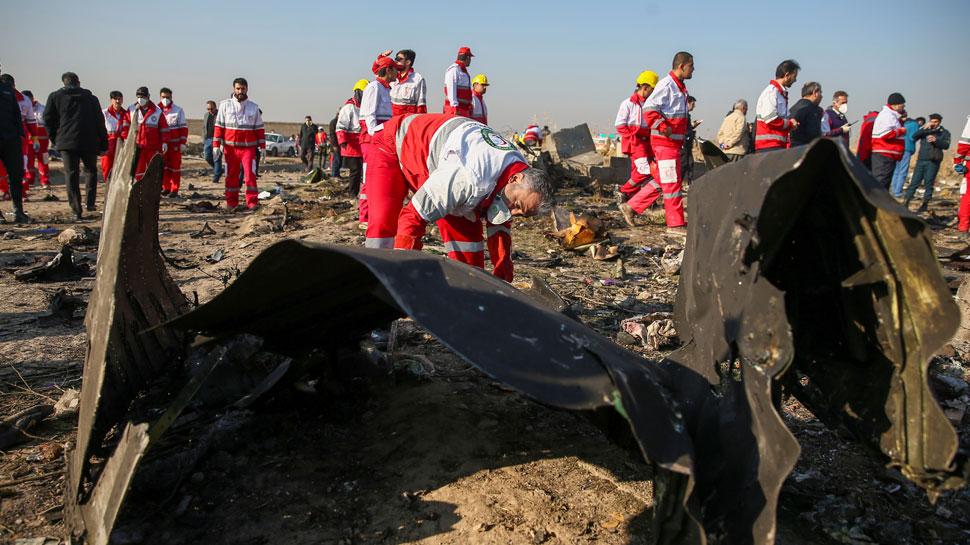 ईरान: गिरते विमान का वीडियो बनाना एक व्यक्ति पर पड़ा भारी, लगे ये गंभीर आरोप