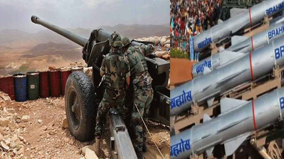 Brave Indian Army
