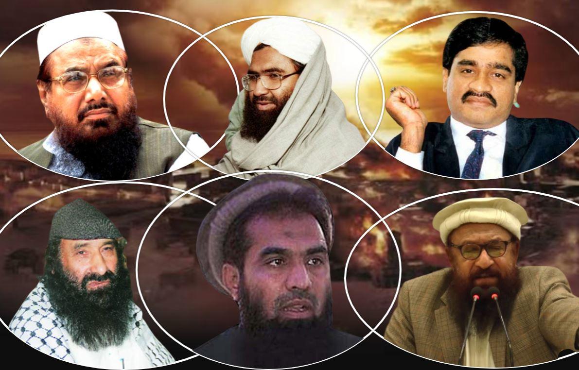 पाकिस्तान में छिपे भारत के 6 दुश्मनों की हिट लिस्ट तैयार! जल्द होगा सर्वनाश